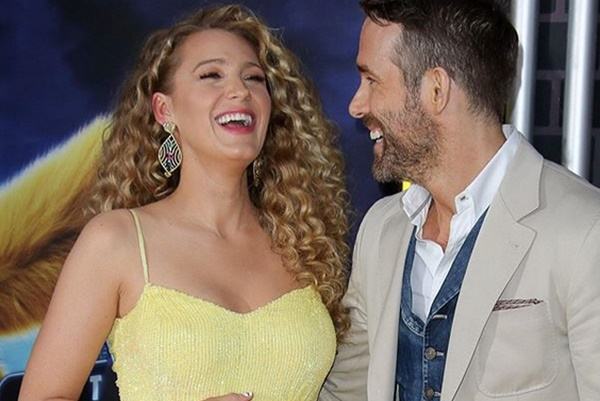 Blake Lively and Ryan Reynolds Welcomes Baby No. 3