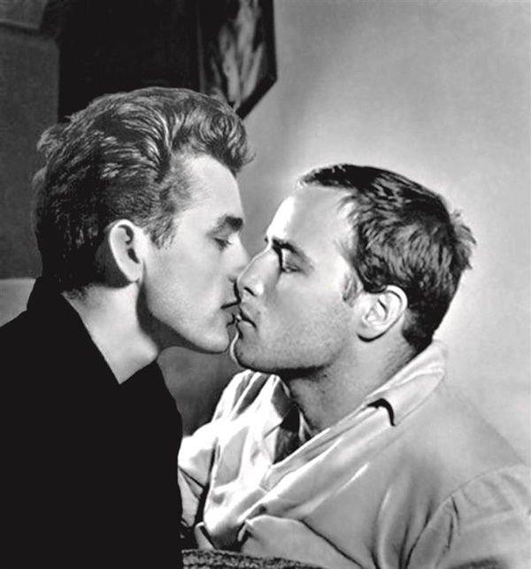 Marlon Brando: A Bisexual Sex Addict Who 'Had A Lot of Affairs'