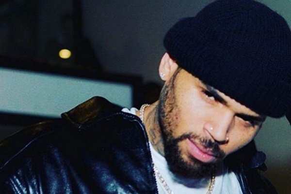 Chris Brown Criticized For Kissing Female Dancer on Stage