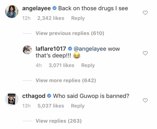 Angela Yee Brings Receipts on Gucci Mane Claims to The Breakfast Club Court