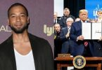 Hypocrite Donald Trump Compares Himself to Jussie Smollett Controversy