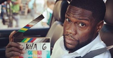 Kevin Hart Officially Returns to Work After Car Accident