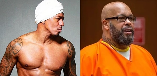 Suge Knight Taps Nick Cannon To Pen His Life's Book