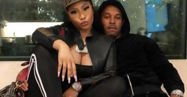 Nicki Minaj Married To Kenneth Petty Officially