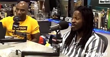 "TDE's SIR CHECKS Charlamagne; ""Respect Me"""