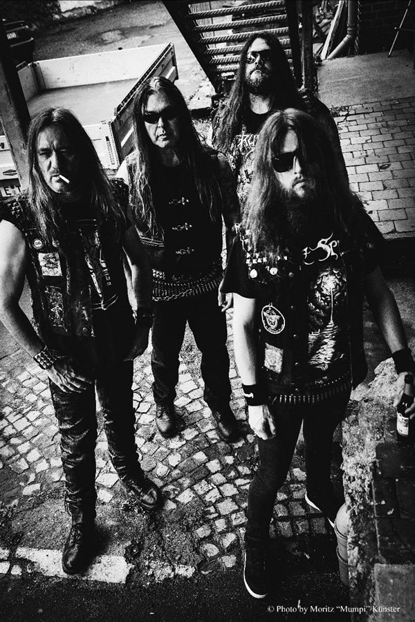 """German Thrash icons SODOM Releases New Song """"Down On Your Knees"""""""
