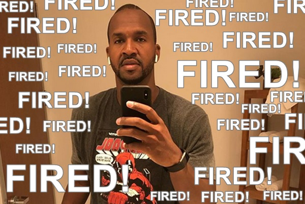 TMZ Most Popular Personality FIRED