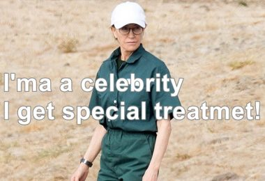 Felicity Huffman Angers Inmates In Dublin Prison