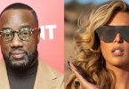 Malik Yoba Dating Carmen Carrera; Says We NEED To Rewire