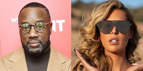 Malik Yoba Dating Carmen Carrera; Says We NEED To Rewire