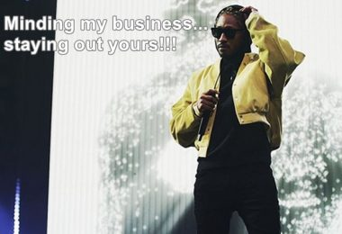 """Future Addresses Paternity Lawsuits In New Song """"Last Name"""""""