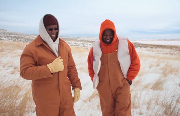 Sic Vids: Kanye West; The Game; Royce 5'9; Fat Joe