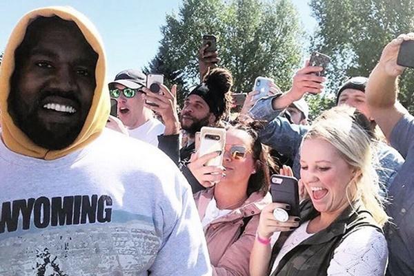 Kanye West Talks 2024 Presidential Run