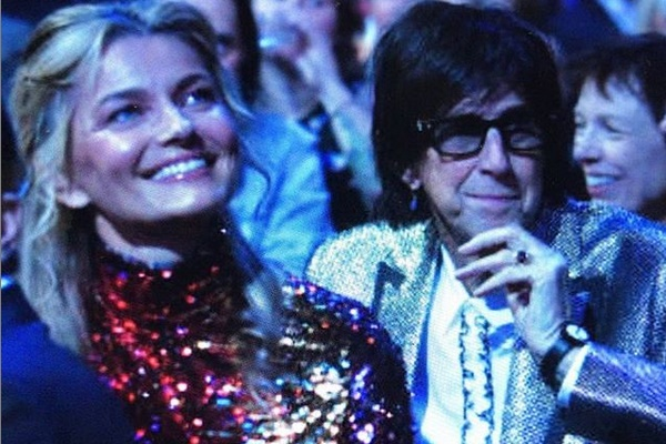 Paulina Porizkova Has Known About Ric Ocasek Will Since He Died