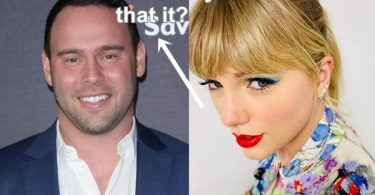 Scooter Braun 'Completely Open' To Selling Taylor Swift Her Music Catalog