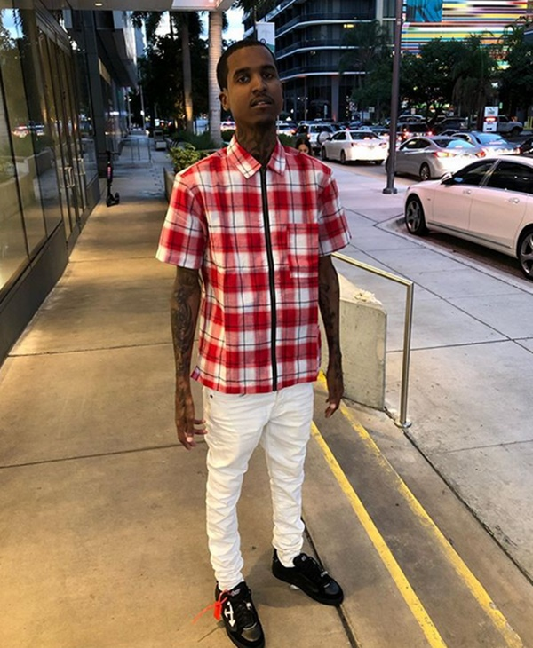 Lil Reese Hospitalized After Being Shot