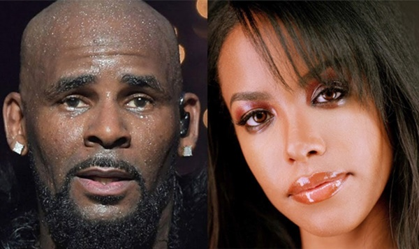R. Kelly Lands New Charge For Bribery of Fake ID For Aaliyah
