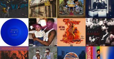 CelebNMusic247 Best Hip Hop Albums Of 2019