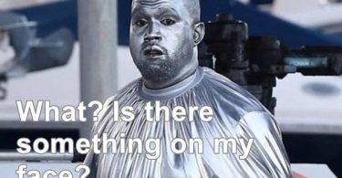 Kanye West Silver For Art Basel Opera