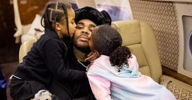 Kevin Gates Hints Wife Dreka Is Pregnant