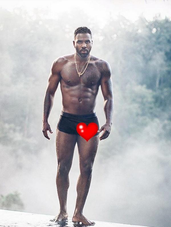 Jason Derulo Anaconda Too Much For Instagram