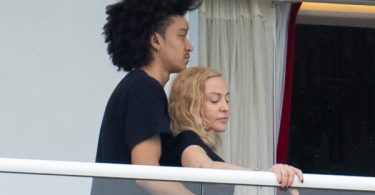 Madonna and 26-Year-Old Boyfriend Are The Talk