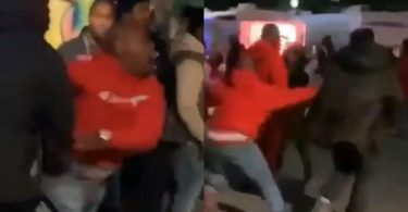Nipsey Hussle's Security Guard Allegedly Attacks Wack 100