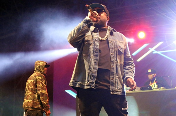 BottleRock Napa: Cypress Hill; Big Boi and Pharrell