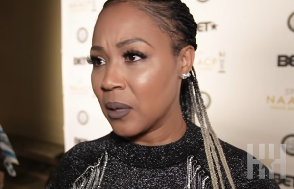 Erica Campbell Gives Azriel Clary Advice Follow Fistfight