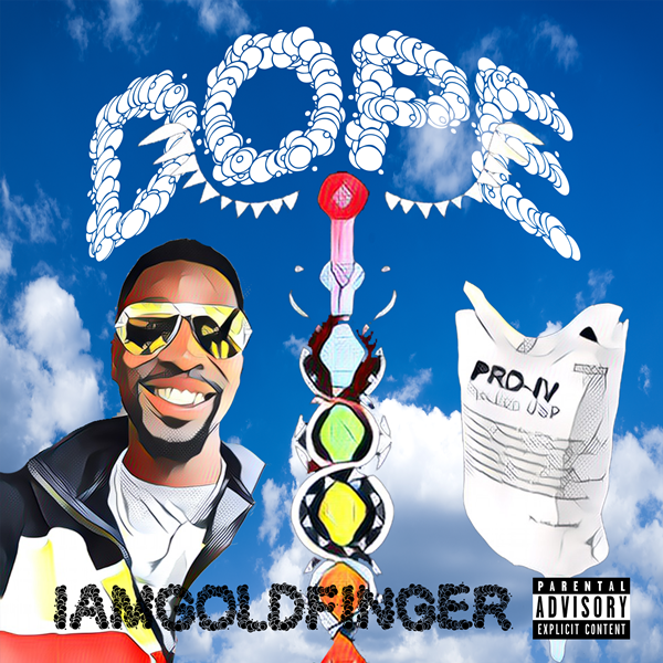 """IAMGOLDFINGER Drops New Single """"Dope"""""""