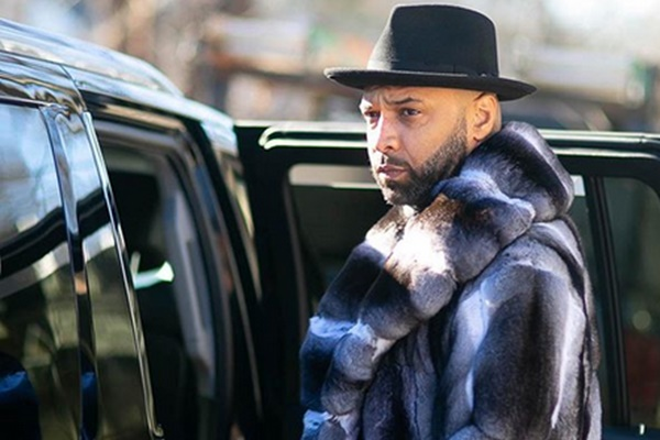 """Joe Budden """"Not Putting Out Anything W/ Slaughterhouse"""""""