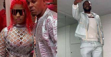Nicki Minaj + Kenny Petty Got Into Fight With Ex Meek Mill