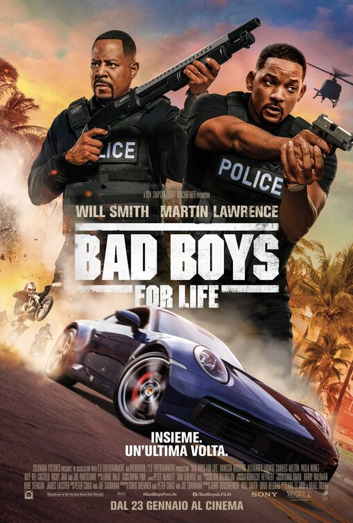 Bad Boys For Life Screening Giveaway: Multiple Cities