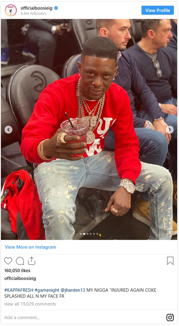 Kappa's Scare Boosie Into APOLOGIZING