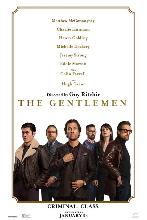 THE GENTLEMEN Screening Giveaway: Multiple Cities