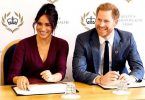 Prince Harry + Meghan Markle Gets The Boot