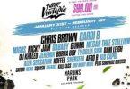 Vewtopia Music Festival Lineup: Cardi B; Chris Brown; Migos