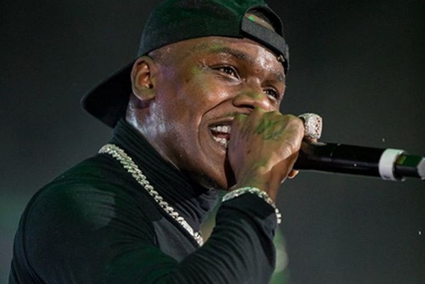 Rapper DaBaby Caught on Video Slapping A Woman