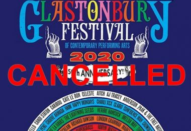 Glastonbury Cancelled Due To Coronavirus Pandemic