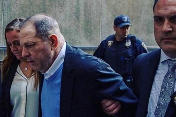 Harvey Weinstein Sentenced To 23 Years Behind Bars