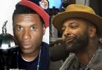 Joe Budden + Jay Electronica Beefing Over Jay's New Album