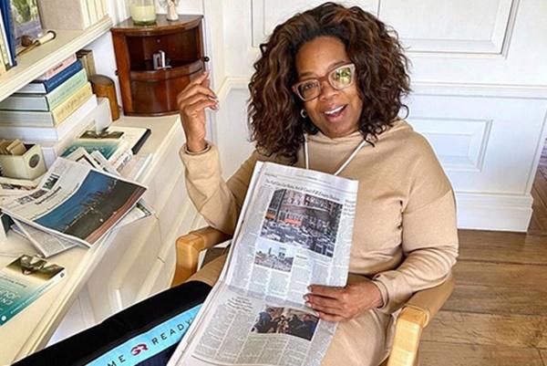 Oprah Winfrey Not Arrested For Trafficking