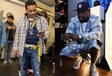 Jim Jones FIRES BACK At 50 Cent Dragging Him With Informant Trolling