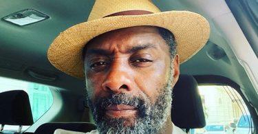 Idris Elba Trapped Like A Cage Lion