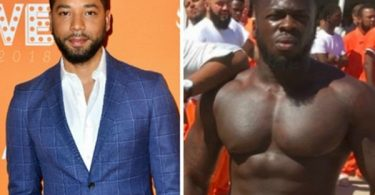 Jussie Smollett Got Down with Alleged Attacker in Bathhouse