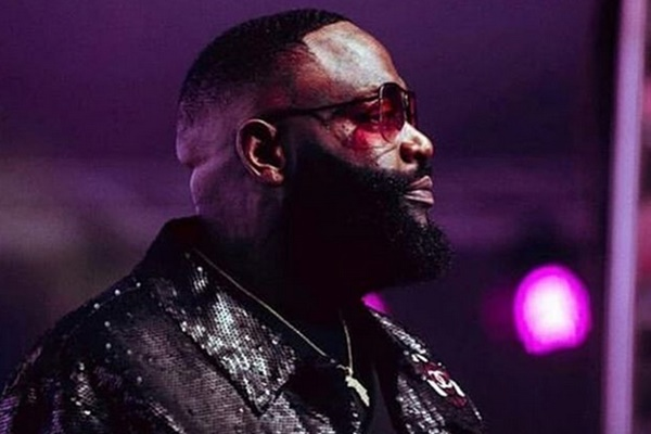 Rick Ross Upset DNA Test Confirms He's A Father