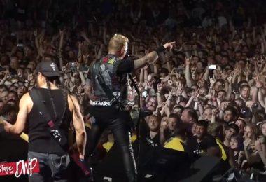 Danny Wimmer Presents OffstagewithDWP: Metallica LIVE