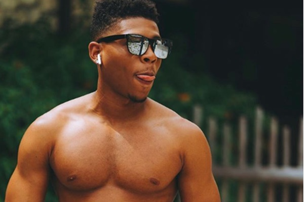 Empire star Bryshere Gray Arrested on Domestic Violence