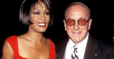 "Clive Davis ""Firmly Dedicated"" To Whitney Houston Biopic"