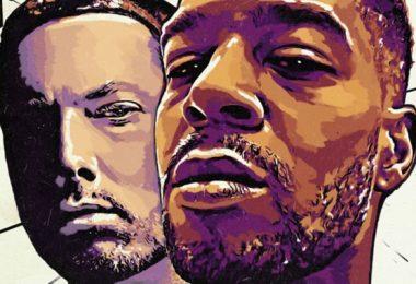 Eminem + Kid Cudi Unload on Drew Brees, George Floyd's Murder